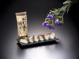 みそ焼き鯖寿司画像